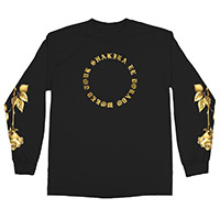 Shakira El Dorado World Tour Long Sleeve Tee