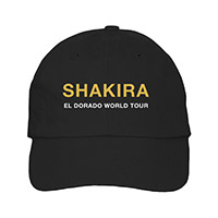 Shakira El Dorado World Tour Hat