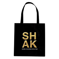 Shakira El Dorado World Tour Tote Bag