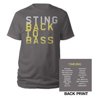 Men's Back to Bass Tee