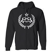 Stone Sour Hydrograd Black Zip Up Hoodie