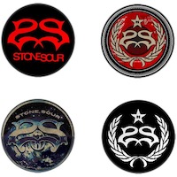 StoneSour Button Pack