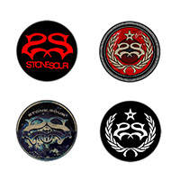 Stone Sour Button Pack