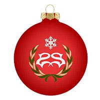 StoneSour Christmas Ornament