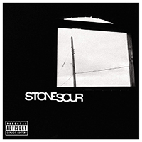 Signed Stone Sour CD