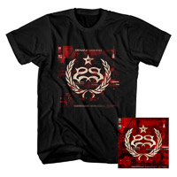 StoneSour Hydrograd Tee and CD Bundle