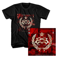 Stone Sour Hydrograd Tee and Vinyl Bundle