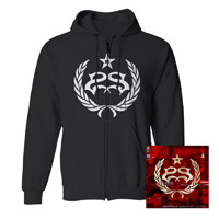 Stone Sour Hydrograd Hoodie and CD Bundle