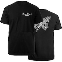 Stone Temple Pilots Butterfly Tee