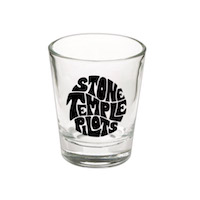 Stone Temple Pilots Shot Glass