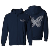 Stone Temple Pilots Butterfly Hoodie
