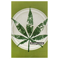 Pot Leaf Tapestry