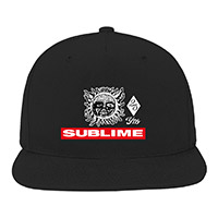 Sublime 25th Anniversary Snap Back Hat