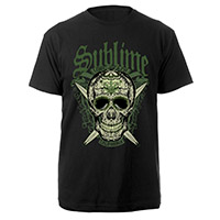 Sublime Long Beach California Tee
