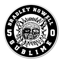 Bradley Nowell Sublime Patch