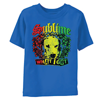 Toddler's What I Got Tee