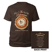 Songs In the Key Of Life Performance Tee