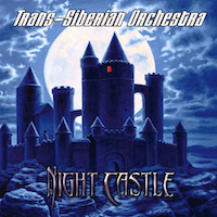 Trans-Siberian Orchestra Night Castle 4LP Vinyl Set