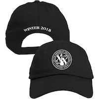 Winter Tour XX Hat