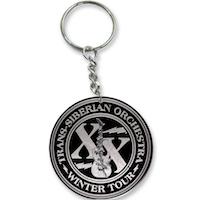 Winter Tour XX Keychain