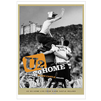 'U2 Go Home/Live From Slane Castle Ireland' DVD Lithograph