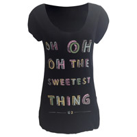 'The Sweetest Thing' Embellished T-shirt