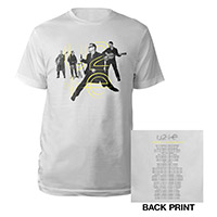U2ie Tour Live Photo T-Shirt