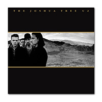 U2 The Joshua Tree Standard CD