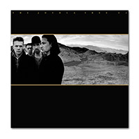U2 The Joshua Tree Standard Vinyl