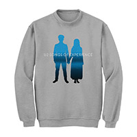 Songs of Experience Silhouette Grey Sweatshirt