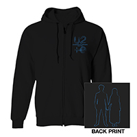 U2 eXPERIENCE + iNNOCENCE Tour Men's Black Hoody