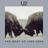 U2 The Best of 1990-2000 2LP