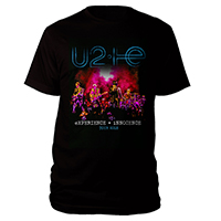 U2 eXPERIENCE + iNNOCENCE Tour Live Photo T-shirt