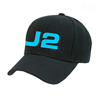 U2 eXPERIENCE + iNNOCENCE Tour Black Baseball Cap