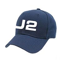 U2 eXPERIENCE + iNNOCENCE Tour Navy Baseball Cap