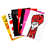 U2 eXPERIENCE + iNNOCENCE Postcard Set