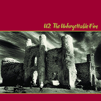 The Unforgettable Fire Remastered LP
