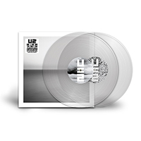 U2 No Line On The Horizon Ultra Clear 2LP