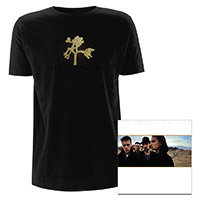 The Joshua Tree Deluxe 2CD & T-shirt