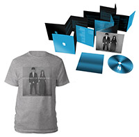 Songs of Experience Deluxe CD + Photo Grey T-shirt