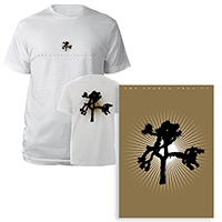 Limited Edition Joshua Tree Screen Print & T-shirt