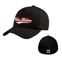 White Tail Logo Hat