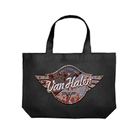 Metal Badge World Tour Tote