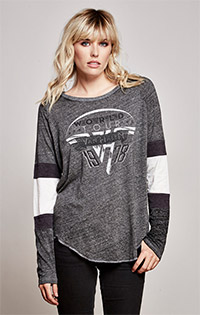 Van Halen Long Sleeve Thermal