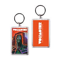 Wolfmother Keychain