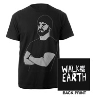 Walk Off The Earth Beard Guy Tee