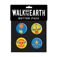4 Pack Button Set