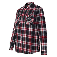 Walk Off The Earth Red/Black Plaid Flannel