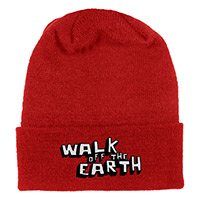 Walk Off The Earth Beanie