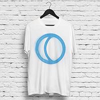 YMAS Logo White T-shirt